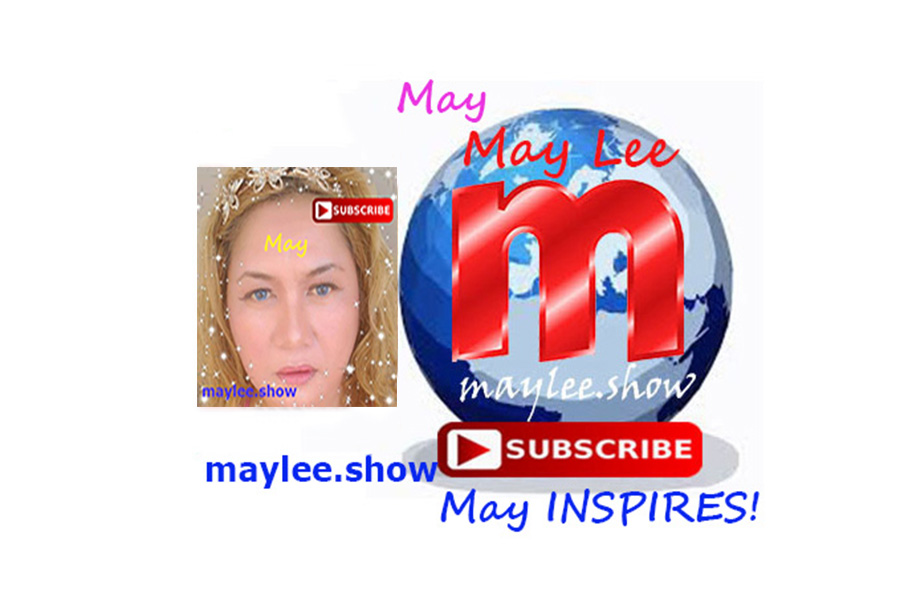 may lee maylee.show may inspires world public